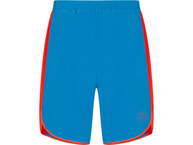 La Sportiva Sudden Shorts Men, neptune/poppy
